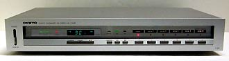 Onkyo T-25 Stereo Tuner