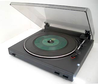 Low budget 2 Speed 16+78 RPM Turn Table