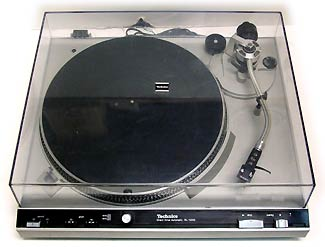 Plug and Play 78 RPM 4 speed Hi-Fi turntable
