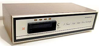 Panasonic 8-Track Player