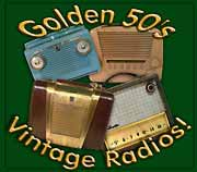 Click here for 50's Radios!