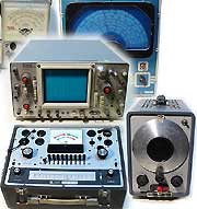 Vintage Test Equipment - Click here!